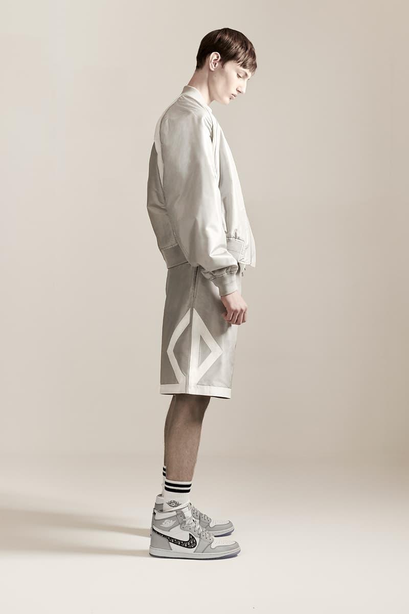 dior nike air jordan 1 high low og collaboration sneakers shoes footwear sneakerhead