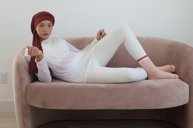 Girlfriend Collective Underwear Socks Yasmine Jameelah
