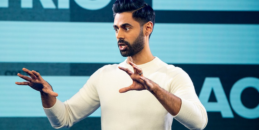 Hasan Minhaj Urges the Asian Community to Not Stay Silent About George Floyd