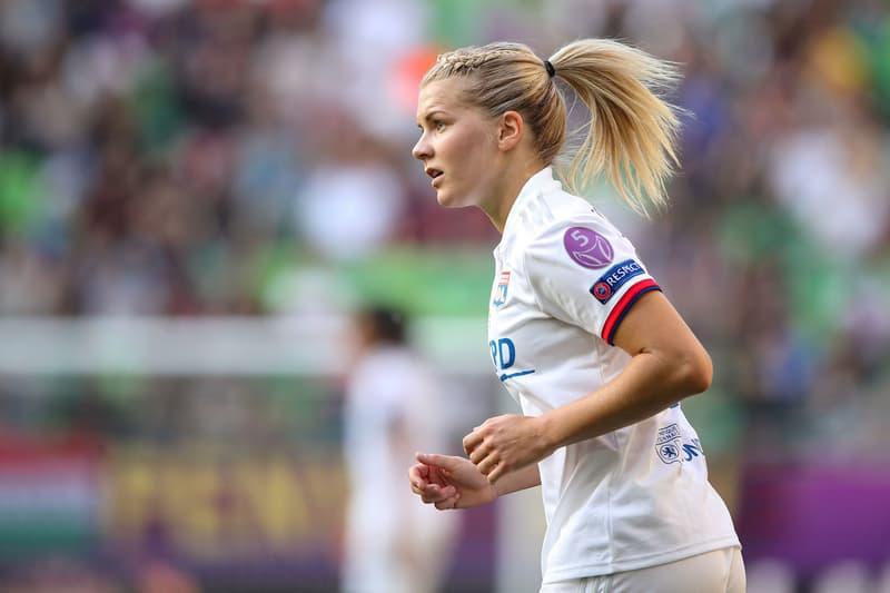 Ada Hegerberg UEFA Women's Champions League Final 2019