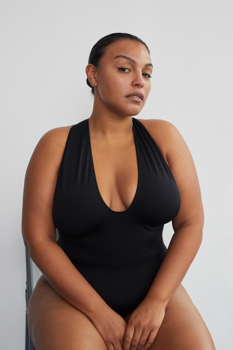 PRISM² Shapewear Swimwear Sportswear Sustainable PRactise New Material Invention Size Inclusive Paloma Elsesser
