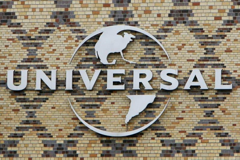 Universal Music Group Logo Sign Building Exterior