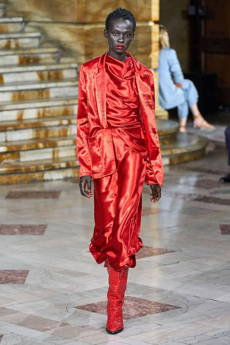 Sies Marjan Spring/Summer 2020 Show New York Fashion Week Collection