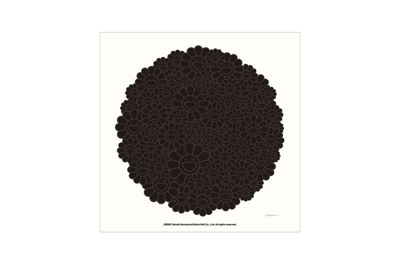 takashi murakami limited edition print collection black lives matter funds donation ntwrk app