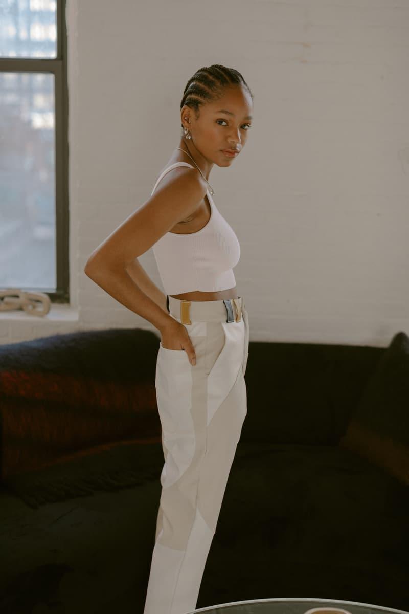 Telsha Anderson Luxury Boutique T.A. New York Fashion Lifestyle Ottolinger Priscavera Ellery PUSHBUTTON
