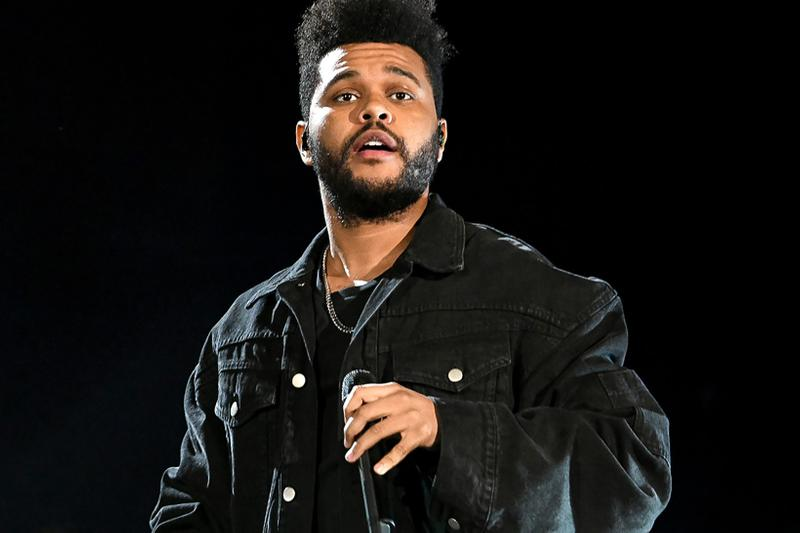 the weeknd coronavirus covid 19 pandemic relief donation musicares ontario