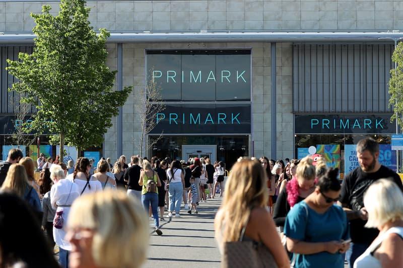 Shops Reopen in UK Following 3-Month Lockdown Coronavirus Pandemic Primark Queue Second Wave Peak