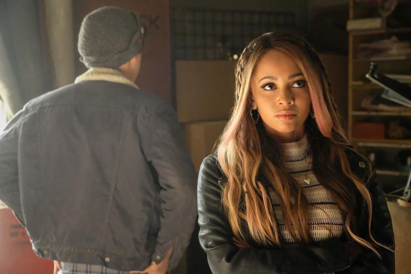 vanessa morgan riverdale netflix cw black actors unequal paycheck