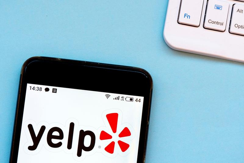Yelp Black-Owned Restaurants Search Tool App Black Lives Matter Movement Support