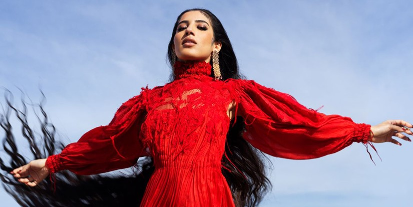"ABIR Shapes Her Own Arab Pop Sound With ""Inferno"""