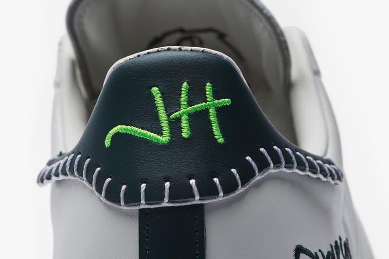 adidas originals jonah hill collaboration superstar sneakers white navy blue neon green shoes footwear sneakerhead