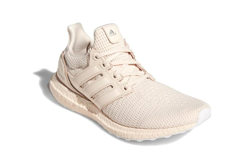 adidas ultraboost womens sneakers pink white colorway shoes footwear