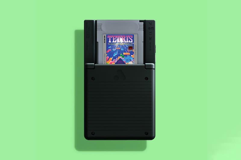 analogue pocket nintendo game boy gaming console tech