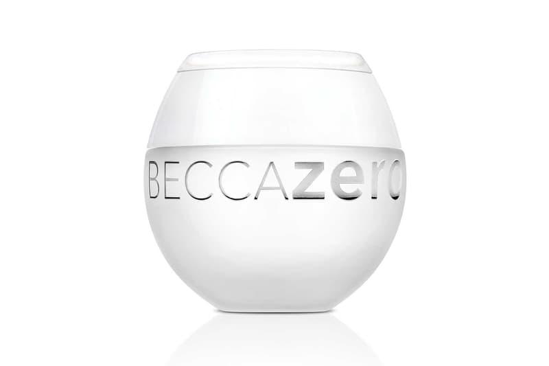 becca cosmetics zero no pigment virtual foundation glass highlighter for face lip makeup genderless unisex vegan beauty