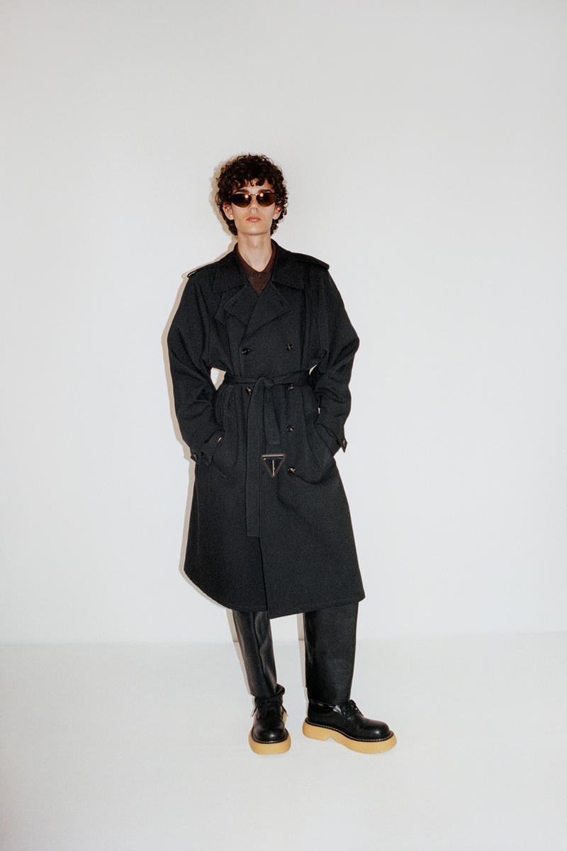Bottega Veneta Resort 2021 Collection Lookbook Scarf Jacket