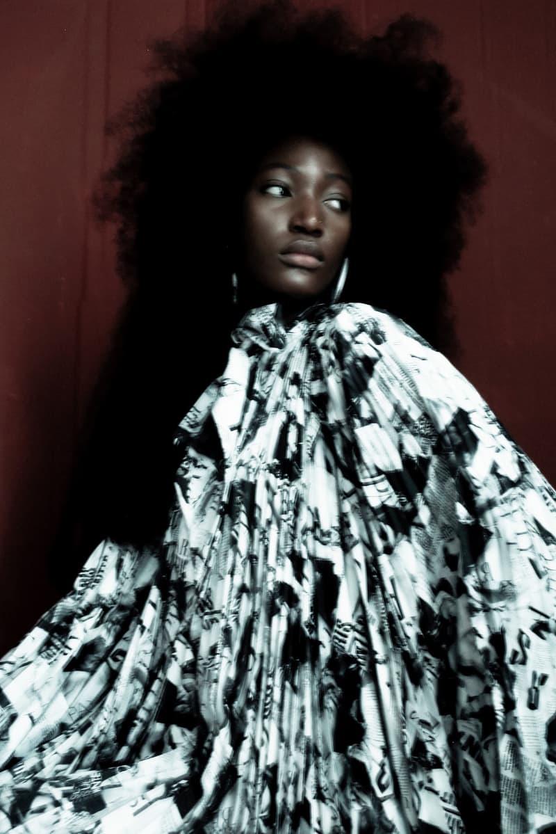 Ib Kamara Browns Fashion A Family Affair Edit Editorial Shoot Power Black Excellence Movement Fashion Stylist