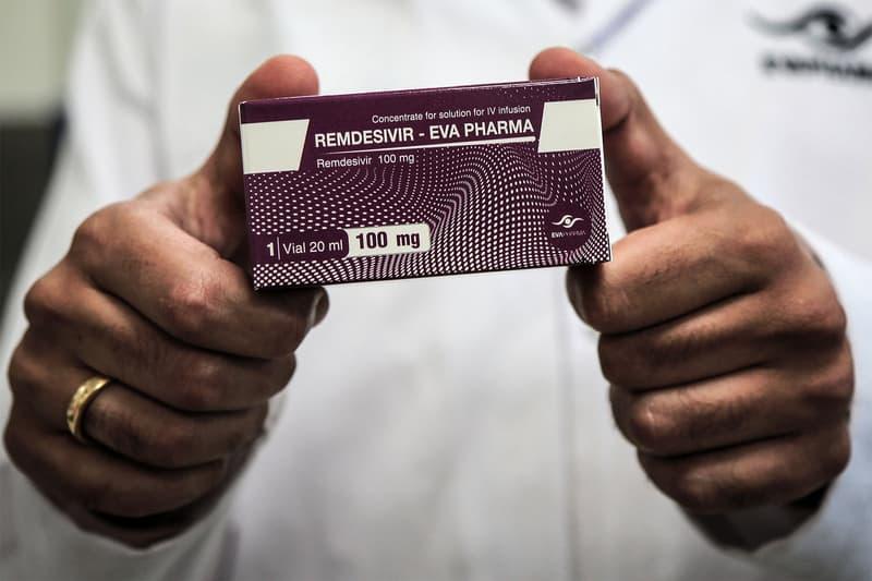 canada coronavirus covid 19 pandemic treatment remdesivir drug