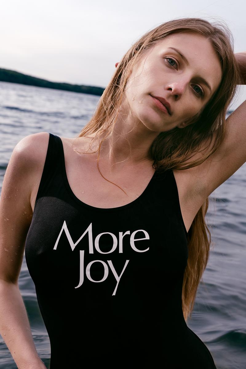 christopher tammy kane more joy summer collection swimwear accessories campaign