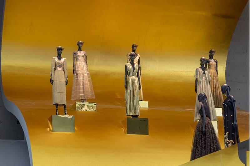 dior exhibition shanghai christian designer of dreams long museum date maria grazia chiuri fashion china