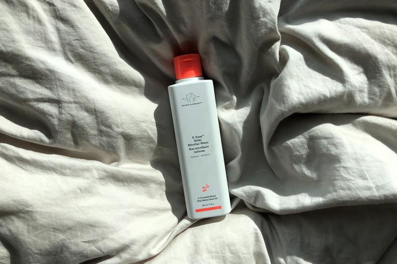 drunk elephant e-rase milki micellar water review cleanser skincare