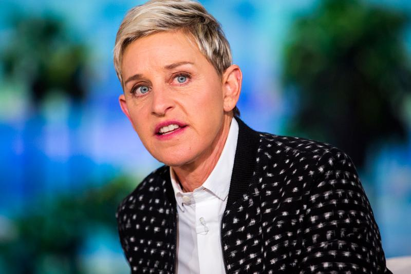 Ellen DeGeneres Show Taping 2016