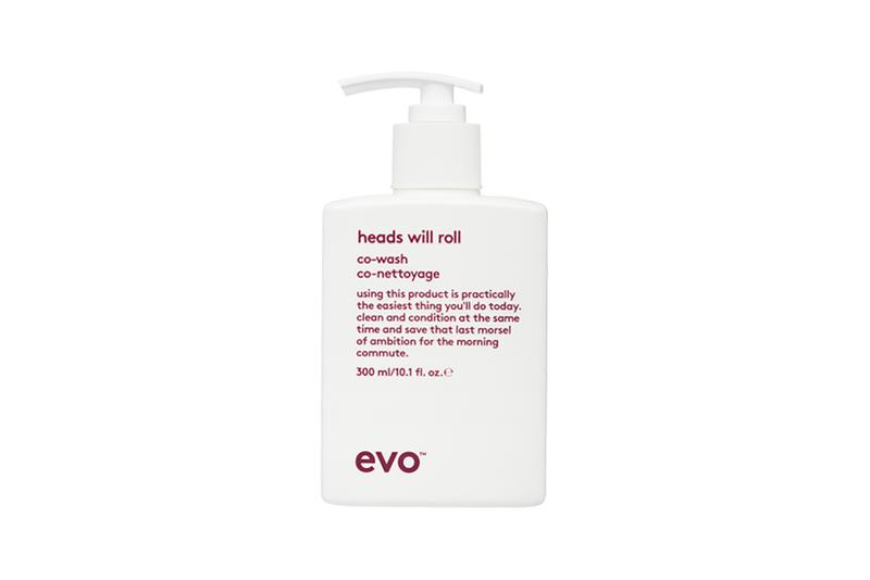evo curl haircare products collection shampoo conditioner balm