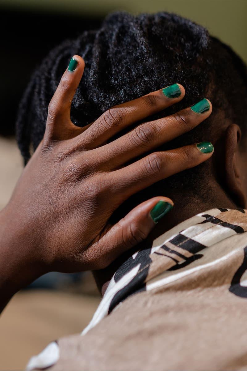 faculty mens grooming nail polish beauty diversity inclusivity interview umar elbably fenton jagdeo