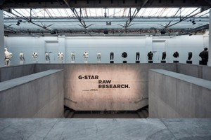 Picture of G-Star RAW Files for Chapter 11 Bankruptcy