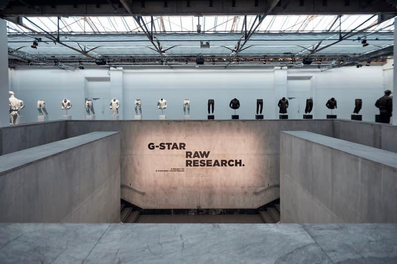 G-Star RAW Store Retail Interior