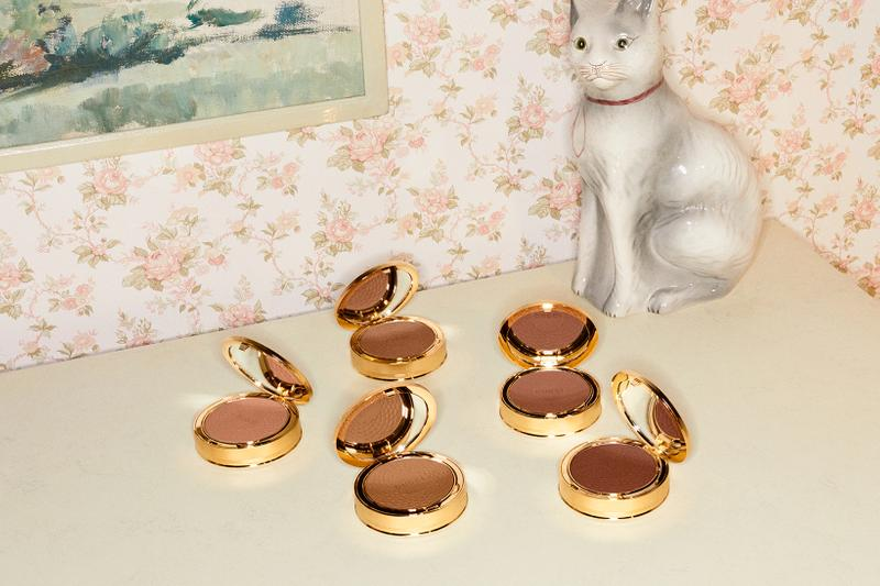 gucci beauty summer collection nail polish bronzer makeup alessandro michele