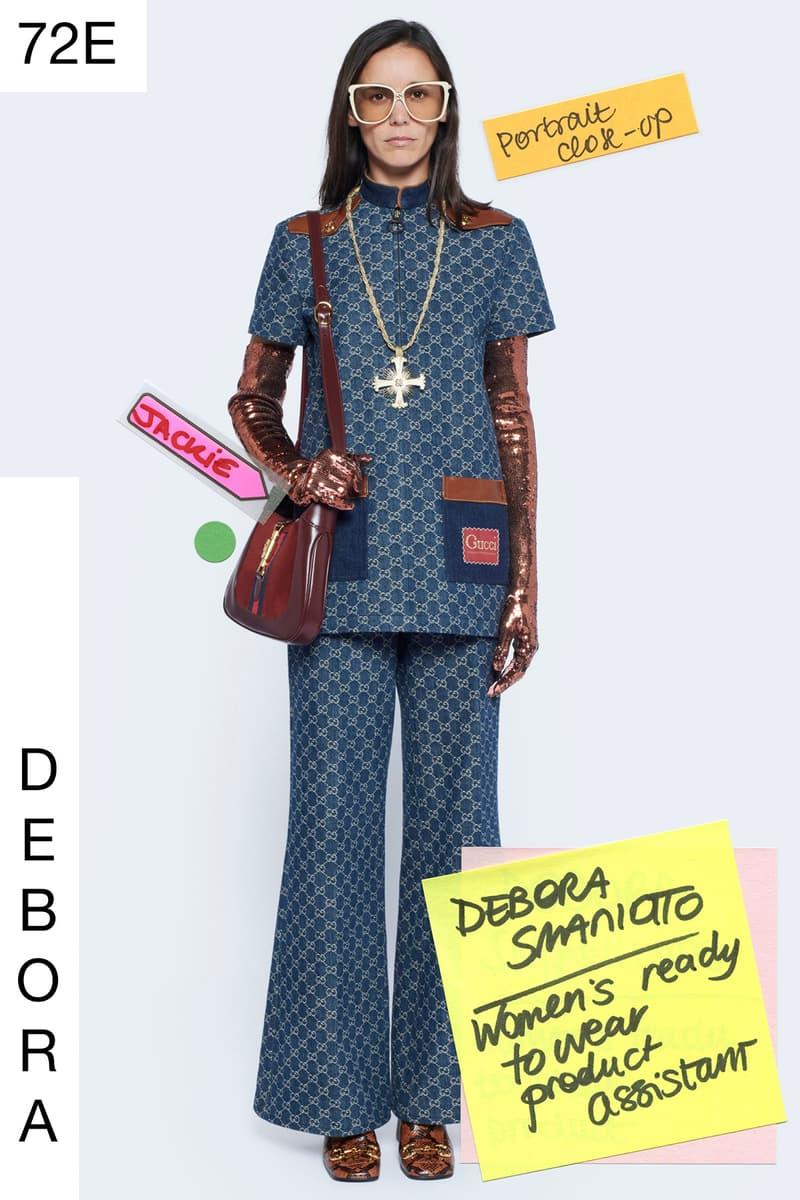 Gucci Cruise 2021 Epilogue Collection Milan Fashion Week Lookbook