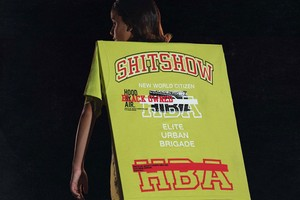Picture of Preview Hood By Air's First Drop Since 2017