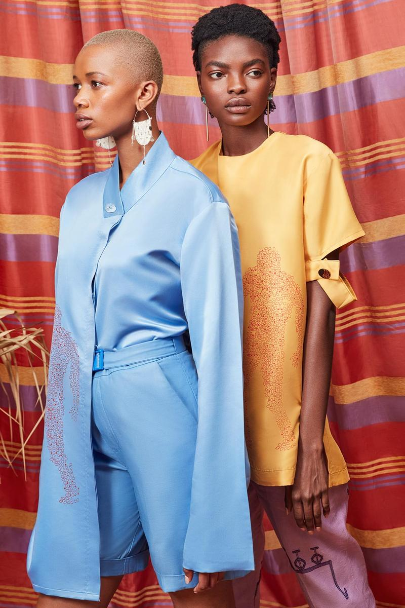 Industrie Africa 2020 Summer Campaign Release Hypebae