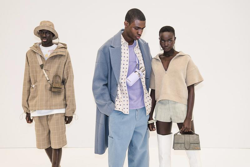 Jacquemus Spring/Summer 2021 Show Announcement Paris Location Physical Show SS21 Collection
