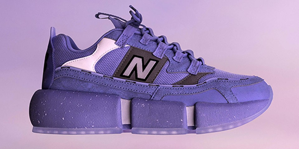 Jaden Smith & New Balance Debut Eco-Friendly Vision Racer Silhouette
