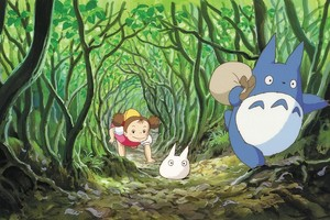 Picture of The Studio Ghibli Theme Park Will be Opening in 2022