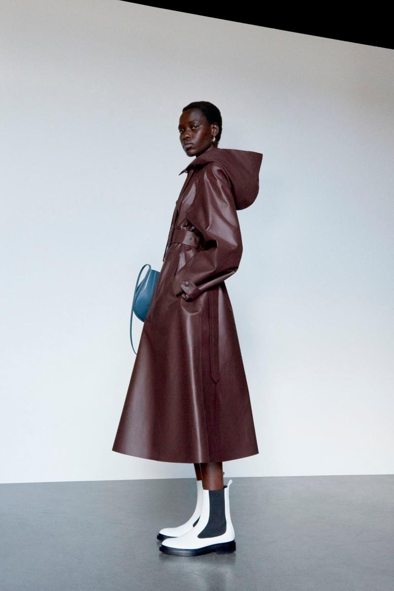 jil sander resort 2021 womens collection lucie luke meier minimalist blazers skirts dresses