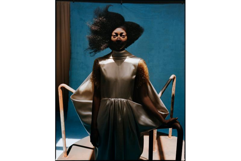 JW Anderson Fall/Winter 2020 Collection Campaign Tyler Mitchell Toni Smith