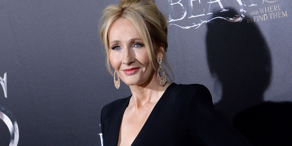 'Harry Potter' Fan Sites Are Limiting J.K. Rowling Coverage