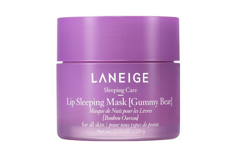 laneige lip sleeping mask glowy balm gummy bear skincare k-beauty release