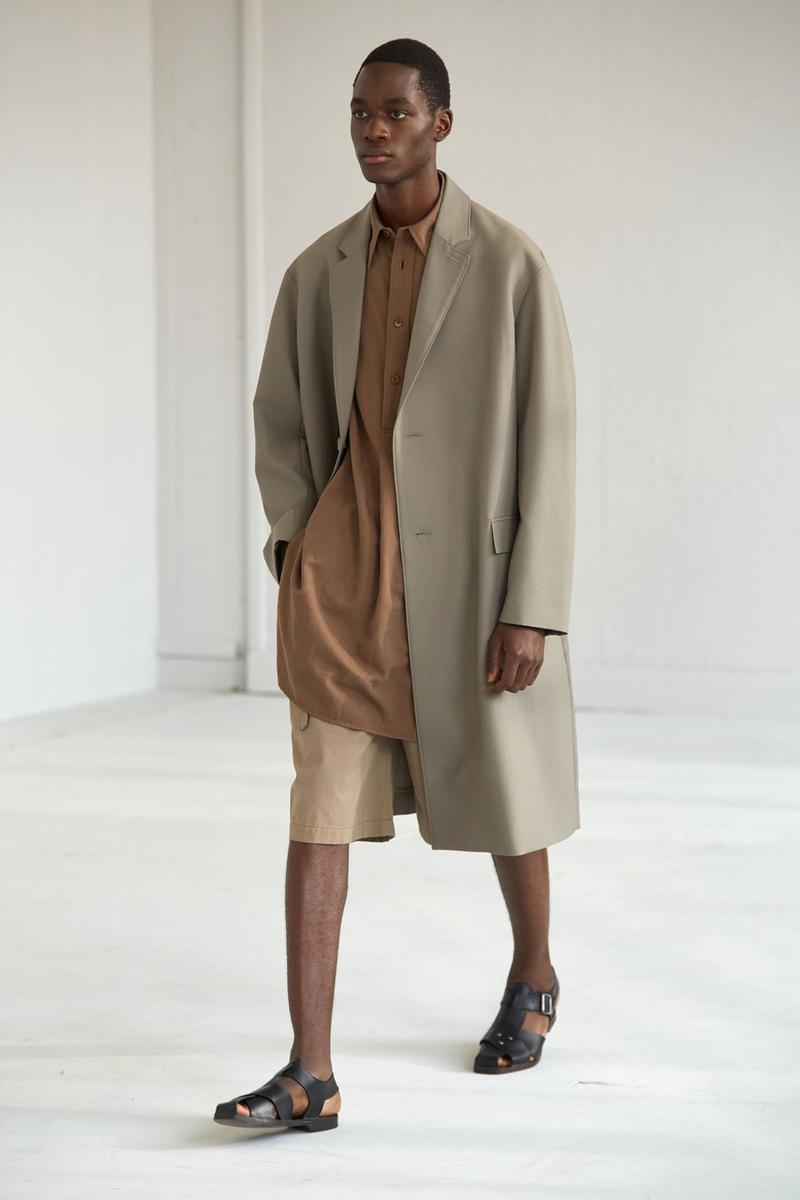 lemaire spring summer 2021 menswear collection co-ed runway announcement christophe sarah linh tran