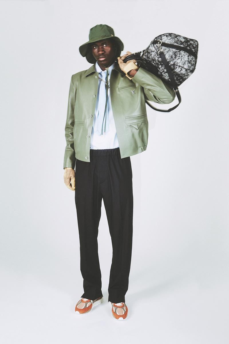 Louis Vuitton Pre-Spring 2021 Men's Collection Lookbook Virgil Abloh