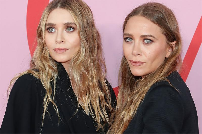 may kate ashley olsen twins the row fashion label