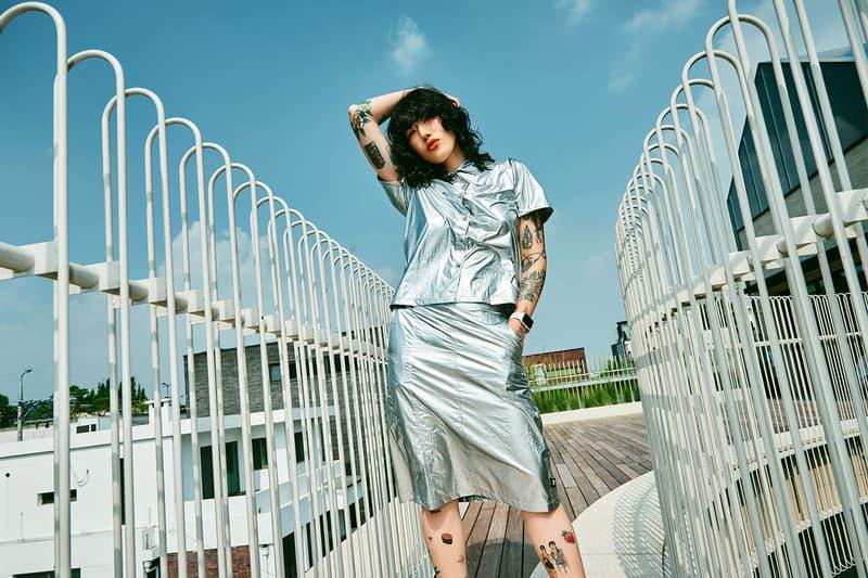 miki kim tattooist illustrator artist drawing heights gucci marine serre collaboration interview