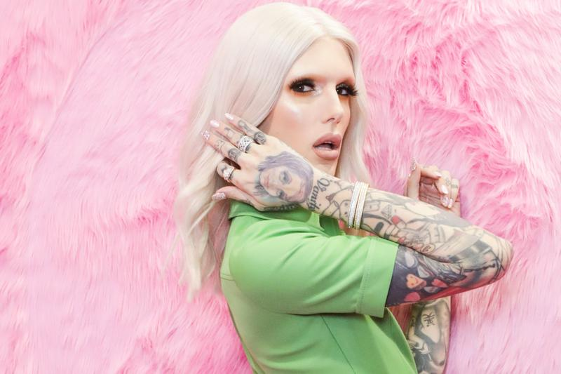 morphe jeffree star cosmetics makeup artist youtuber