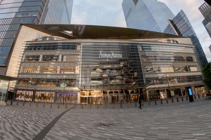 Neiman Marcus Hudson Yards Store New York City Retail