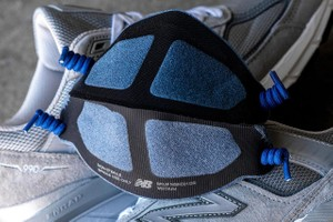 Picture of New Balance's COVID-19 Face Mask Is Now Available to the Public