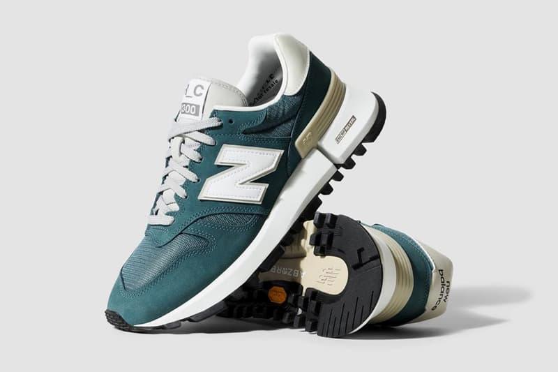 new balance rc_1300 mallard blue summer fog atmos sneakers release info