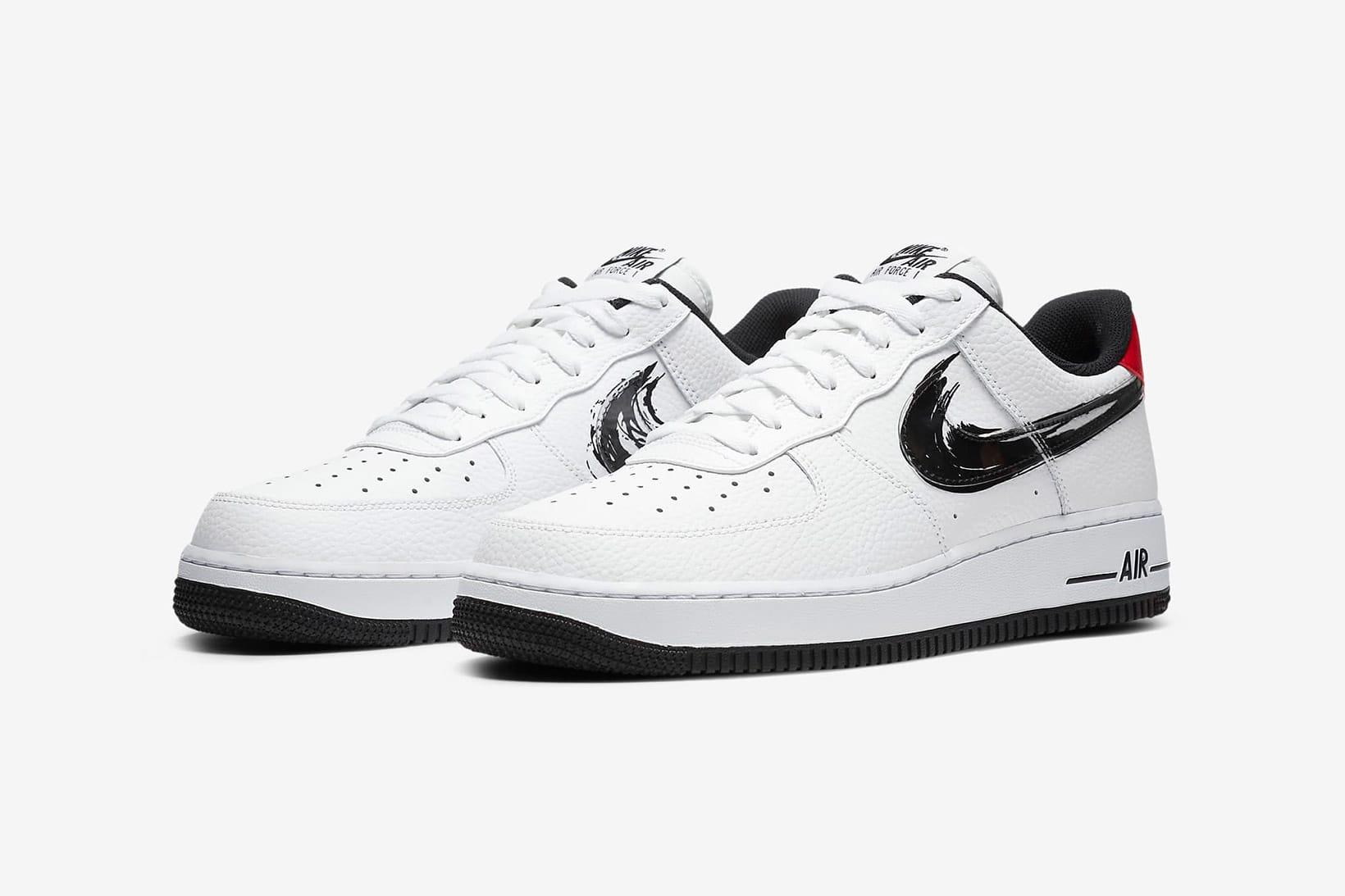 Nike Brush Stroke Swoosh Pack Release