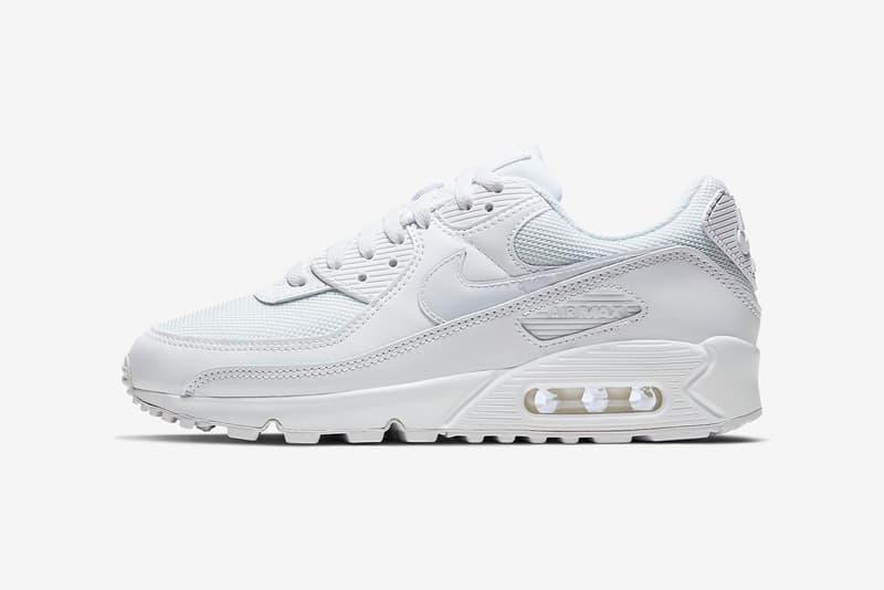 nike air max 90 twist womens sneakers white black shoes footwear sneakerhead